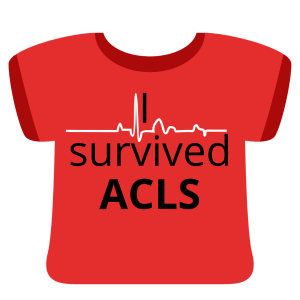 My very first ACLS class and how I survived ACLS