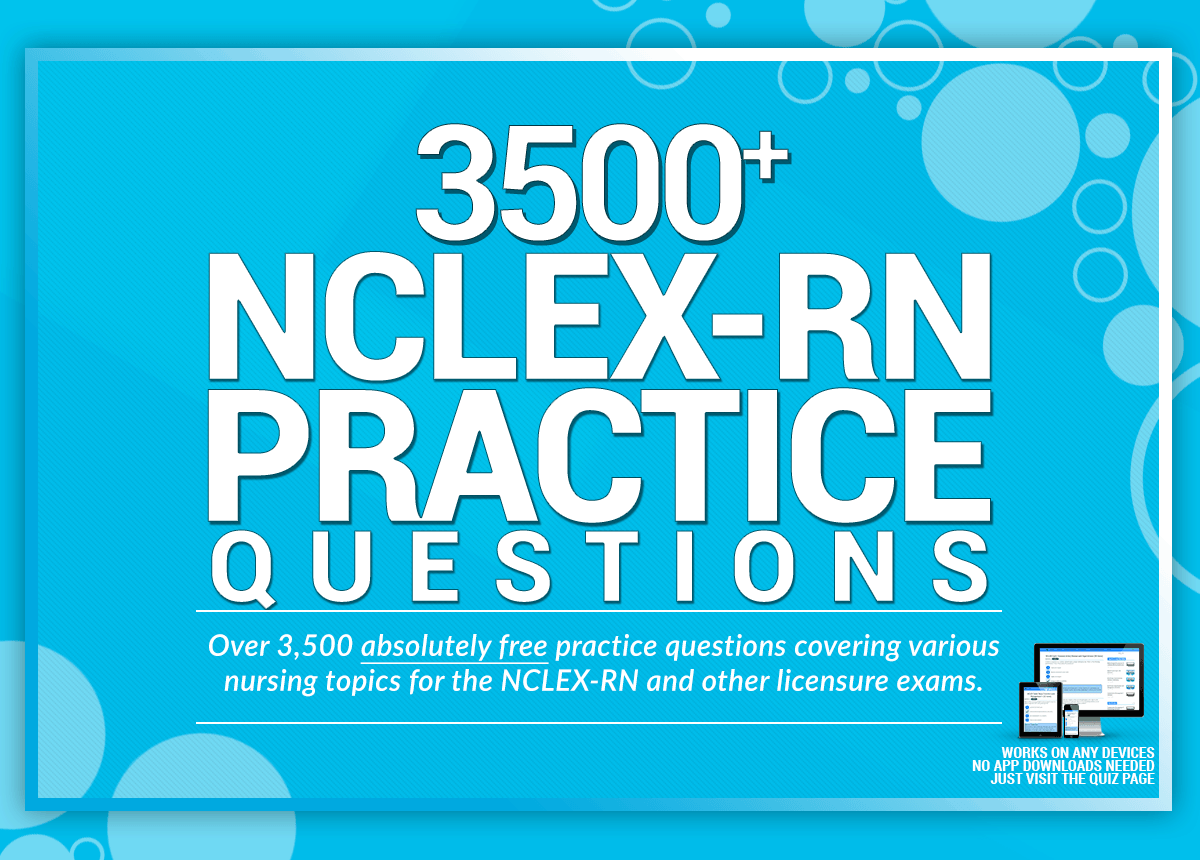 Nclex Practice Questions For Free