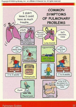 Pulmonary Problems