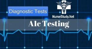 A1c testing