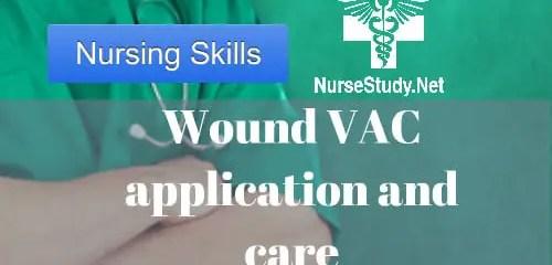 Wound VAC