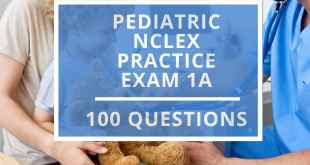 Pediatric NCLEX 1a