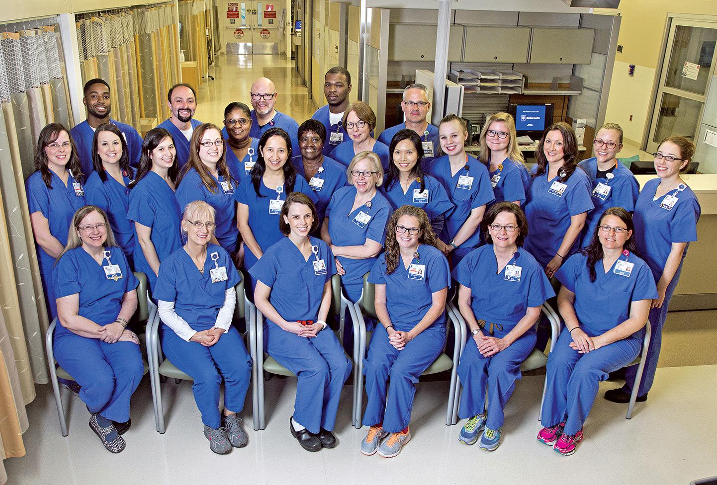 Duke University Medical Center  Nursing