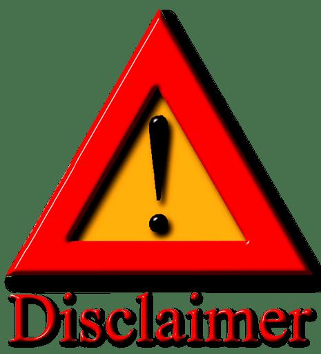 ENC Disclaimer