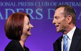 Gillard vs. Abbott
