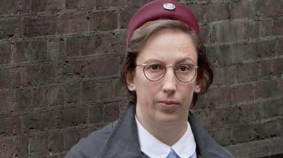 Chummy, on PBS's Call the Midwife. (PBS)