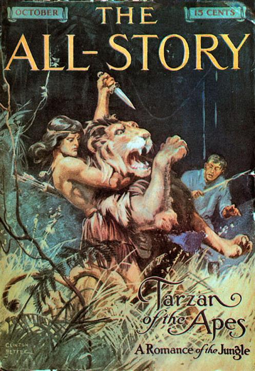 All-Story Tarzan 1912