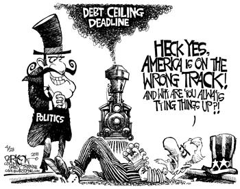 Nursing Clio debt-ceiling