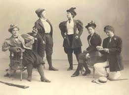 Cross-Dressing: An American Pastime