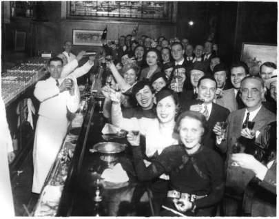 Pub Quiz #1: Ye Olde America