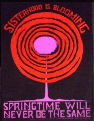 Jane was part of the Chicago Women's Liberation Union, an influential activist group that included the Graphics Collective, founded by Estelle Carol, who designed this 1972 poster. (Estelle Carol/Library of Congress)
