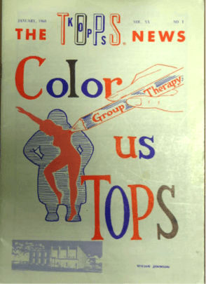 January 1968 issue of The TOPs News.