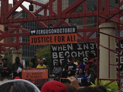 """""""This is our Freedom Summer"""": My Reflections on #FergusonOctober"""
