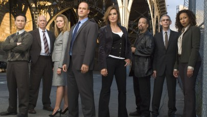 """TV crime dramas like """"Law and Order: SVU"""" (cast pictured here) often paint an unrealistically orderly picture of police work. (NBC)"""