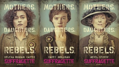 Clio Flicks: A Vote for Suffragette