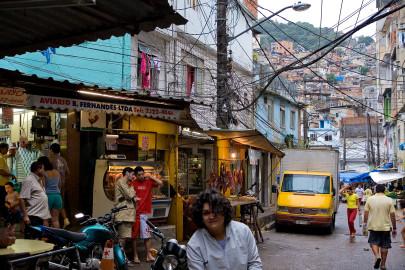 The Rochina favela near Rio de Janeiro, Brazil. (Edmund/Flickr | CC BY-NC-ND)