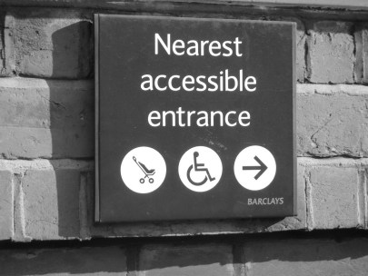 Sorry, I'm Disabled. Oh, Wait, I'm Not Sorry, Just Disabled.