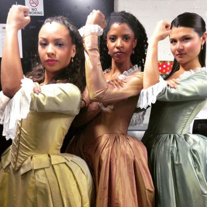 Back in the Narrative: Hamilton as a Model for Women's History