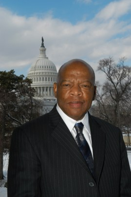 Representative John Lewis. (US Congress | Public domain)