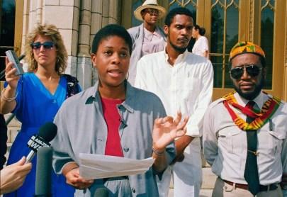 """Lenora Fulani: She """"Fuled"""" the Bern"""