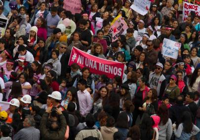 #Niunamenos (#Notoneless): Gendered Violence in Latin America