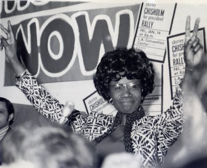 She Had Guts: Shirley Chisholm
