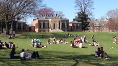 Student life at Johns Hopkins University (Iracaz/Wikimedia Commons)