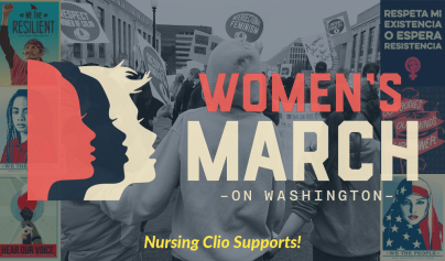 Nursing Clio Stands with Equality