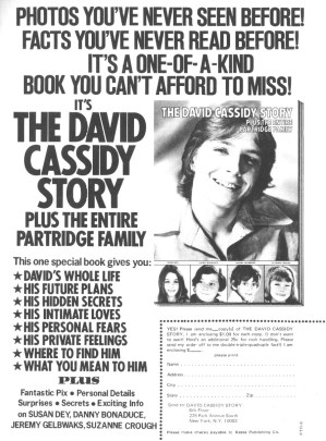 I Think I Love You: Life, Death, and the Enduring Legacy of David Cassidy Fever