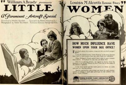 Taking Meg, Jo, Beth, and Amy Seriously: Little Women on PBS