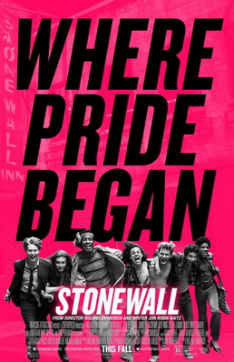 Stonewall movie poster. (Wikimedia)