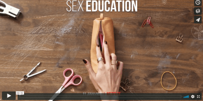 "How to Do It: Sex Education and the ""Sex Life"""