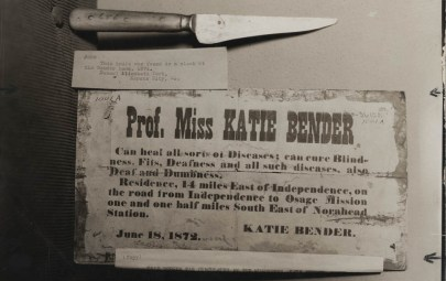 Dinner with Death: Kate Bender, Murder, and Mayhem on the Kansas Prairie