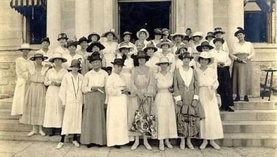 Suffering a Suffragist: An 1880s Romance