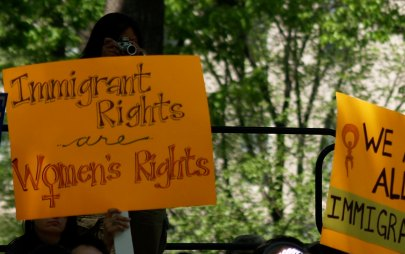 ¡Escúchanos! Immigration and Reproductive Politics