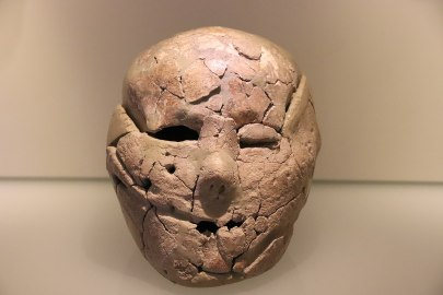 Plastered Skulls: What can a 10,000 year old tradition teach us about coping with death?