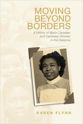 Book cover features an image of Lillie Johnson