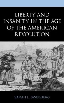 Book cover Liberty and Insanity