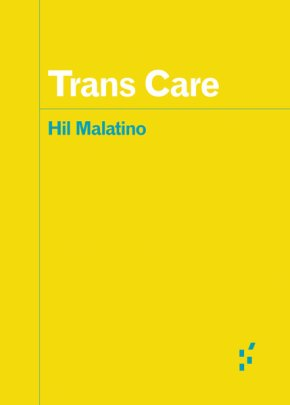Book cover with yellow background and white and green letters.