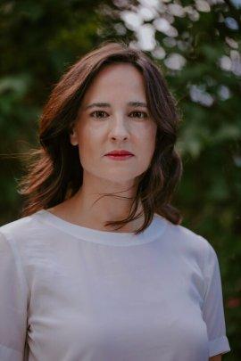 Headshot of Katherine Dykstra