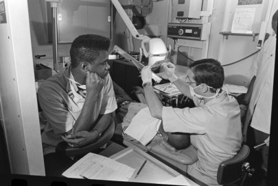Bonding the Racial Gap in Oral Health and Care