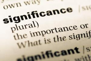 significance definition