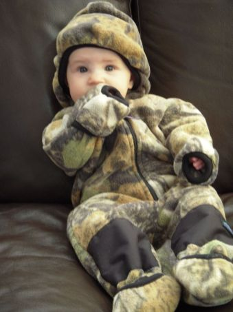 baby camouflage 1