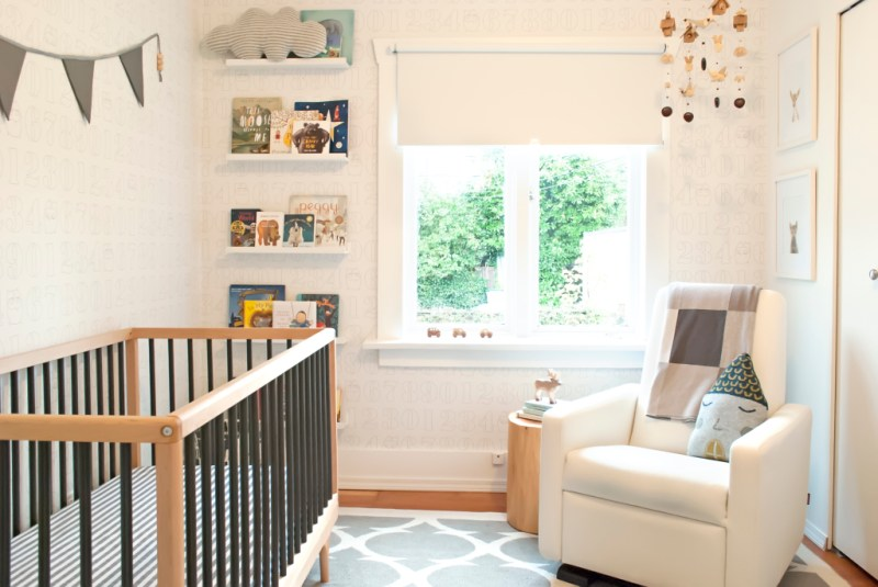 Baby Boy Nursery Ideas - Neutral Nursery