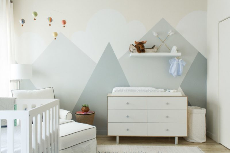 Baby Boy Nursery Ideas - Outdoor Inspired Nursery