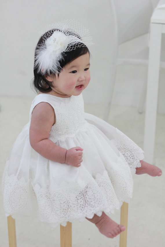Newborn Baby Girl Dresses -