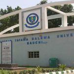 school of nursing atbuth