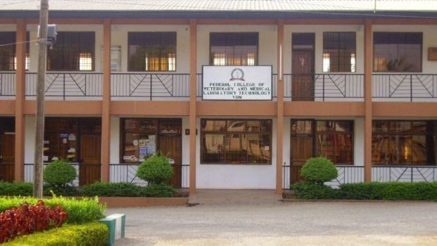 Federal College of Veterinary & Medical Laboratory Technology Admission Form 2021/2022 Out 1