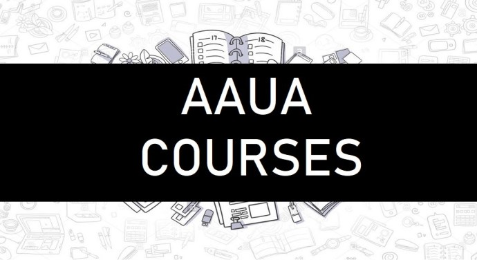 List of Accredited AAUA Courses and Entry Requirements 3