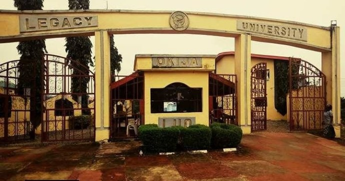 Legacy University, Okija JAMB Cut Off Mark for All Courses 2021/2022 Academic Session 1